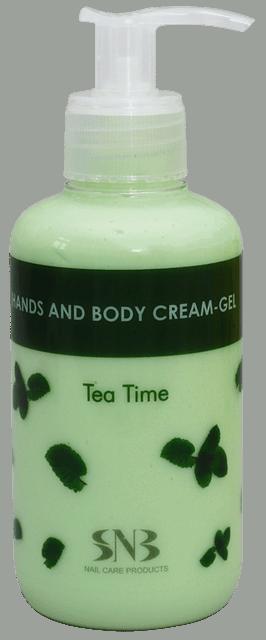 Hands & Body Cream-Gel Tea time 250ml   Peggy Sage ...